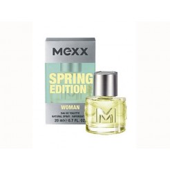 Mexx Spring Edition Women 20 ml Eau de Toilette