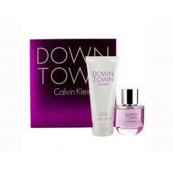 Calvin Klein Downtown 1x30ml/1x100ml Giftset