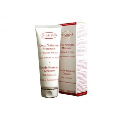 Clarins Gentle Foaming Cleanser Combination Or Oily Skin 125 ml Cleanser