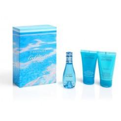 Davidoff Cool Water Women 1x30ml/2x50ml Eau de Toilette