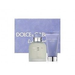 Dolce & Gabbana Light Blue Pour Homme 2x75ml Giftset