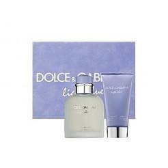 Dolce & Gabbana Light Blue Pour Homme 2x75ml Giftset