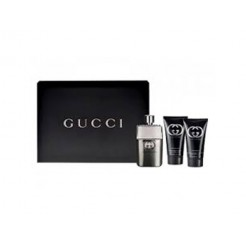 Gucci Guilty Pour Homme 1x90ml/1x75ml/1x50ml Giftset
