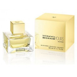 David Beckham Intimately Yours Women 75 ml Eau de Toilette