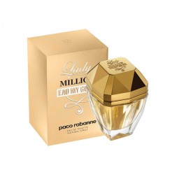 Paco Rabanne Lady Million Eau My Gold 80 ml Eau de Toilette