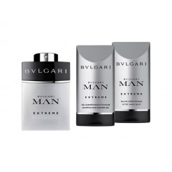 Bvlgari Man Extreme 1x60ml/2x40ml Giftset