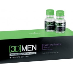 Schwarzkopf 3D Men Root Activator Serum 7x10ml Serum
