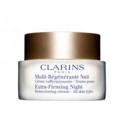 Clarins Extra Firming Night Rejuvenating Cream All Skin Types 50 ml Cream