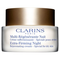 Clarins Extra Firming Night Rejuvenating Cream Dry Skin 50 ml Cream
