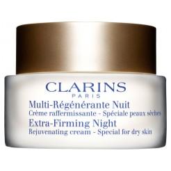 Clarins Extra Firming Night Rejuvenating Cream Dry Skin 50 ml Cream