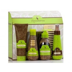 Macadamia Luxe Repair Set 3x100ml/1x125ml Giftset