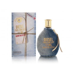 Diesel Fuel For Life Denim Collection Pour Femme 75 ml Eau de Toilette