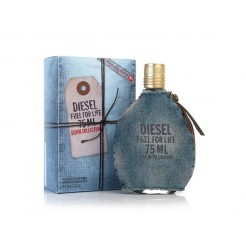 Diesel Fuel For Life Denim Collection Pour Homme 75 ml Eau de Toilette