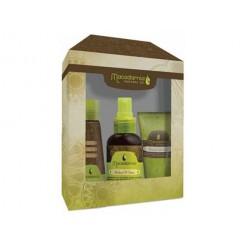 Macadamia Natural Oil  Curl Cream Kit 1x100ml/2x60ml Set