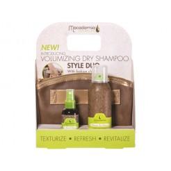 Macadamia Volumizing Dry Shampoo Style Duo  1x150ml/1x60ml Set