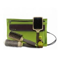 Macadamia Luxury Brush Bag  Set