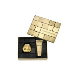 Paco Rabanne Lady Million 1x80ml/1x100ml Giftset