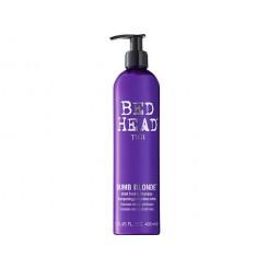 Tigi Bed Head Dumb Blonde Purple Toning Shampoo  400 ml Shampoo