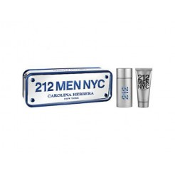 Carolina Herrera 212 Men NYC Set 2x100 ml Giftset