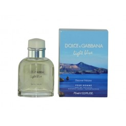 Dolce & Gabbana Light Blue Discover Vulcano 75 ml Eau de Toilette