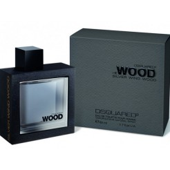 Dsquared2 He Silver Wind Wood 50 ml Eau de Toilette