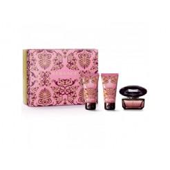 Versace Crystal Noir 3x50ml Giftset