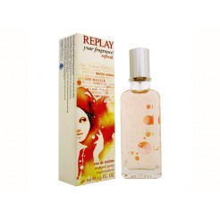 Replay Your Fragrance! For Her Refresh 40 ml Eau de Toilette