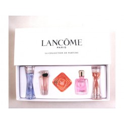 Lancome Lancome Mini Set 4x5 ml/ 1x7.5 ml Giftset