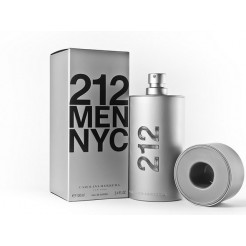 Carolina Herrera 212 Men NYC 100 ml Eau de Toilette