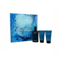 Davidoff Cool Water Men 1x75 ml, 2x50 ml Giftset