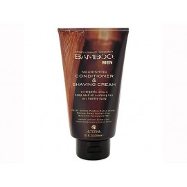 Alterna Bamboo Men Nourishing Conditioner & Shaving Cream 250 ml Conditioner/Creme